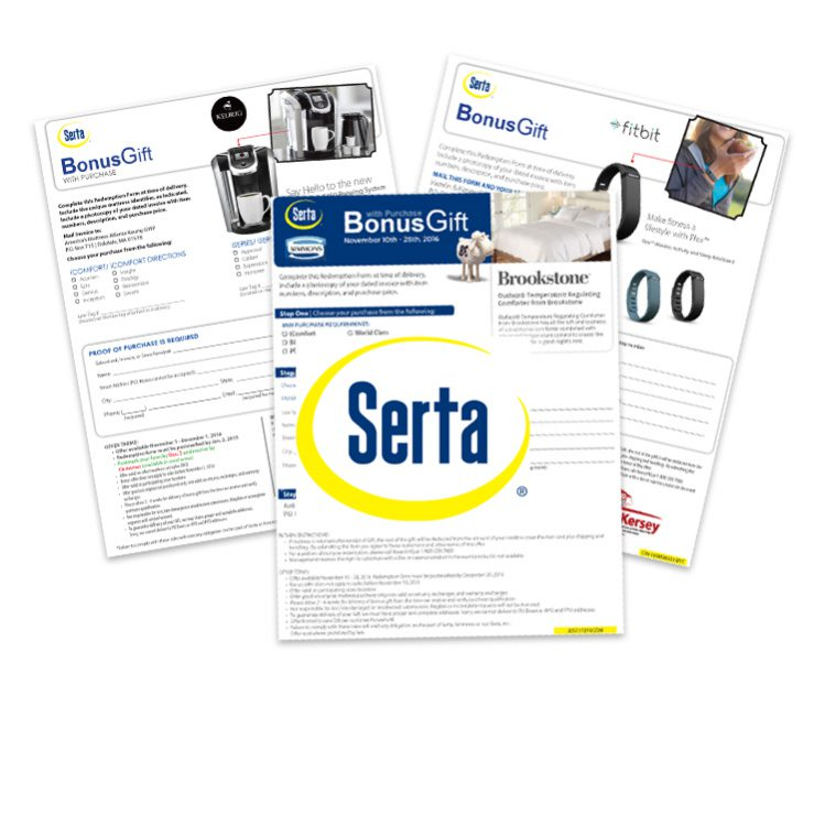 Serta – The Power of Engagement<sup>TM</sup>