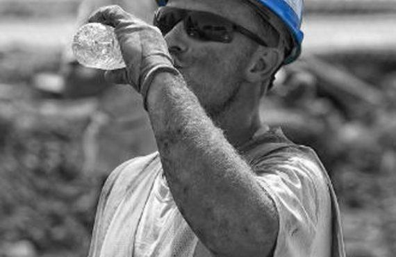 Safety Working in Heat