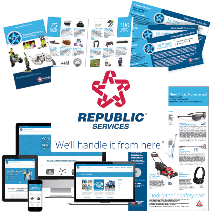 Republic Services – The Power of Engagement<sup>TM</sup>