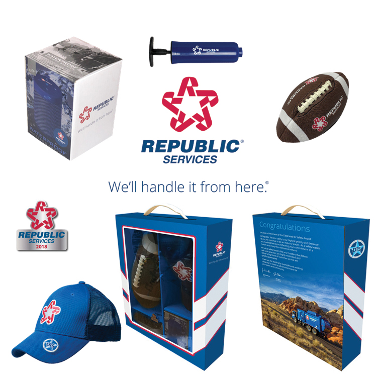 Republic Packaging – Brand Safety Achievement